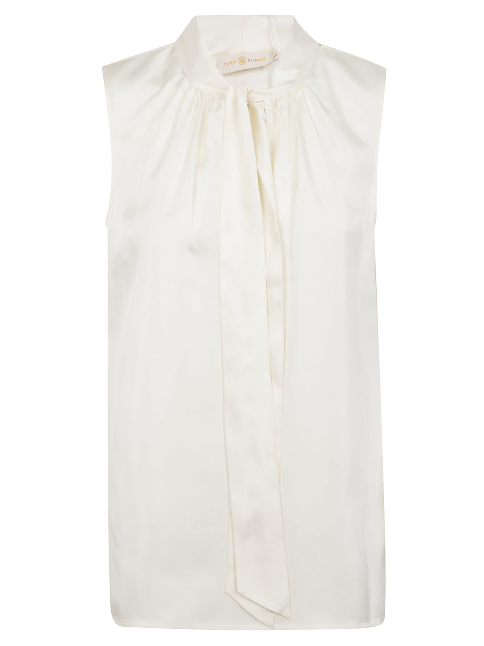 Tory Burch Bow-tie Blouse