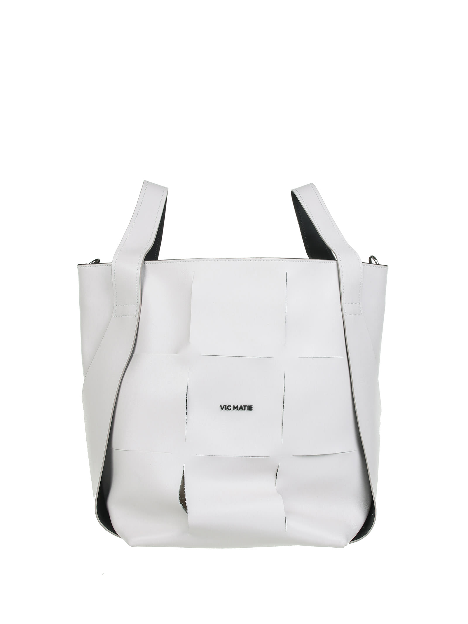 Vic Matie Leathers NADEGE MAXI BAG