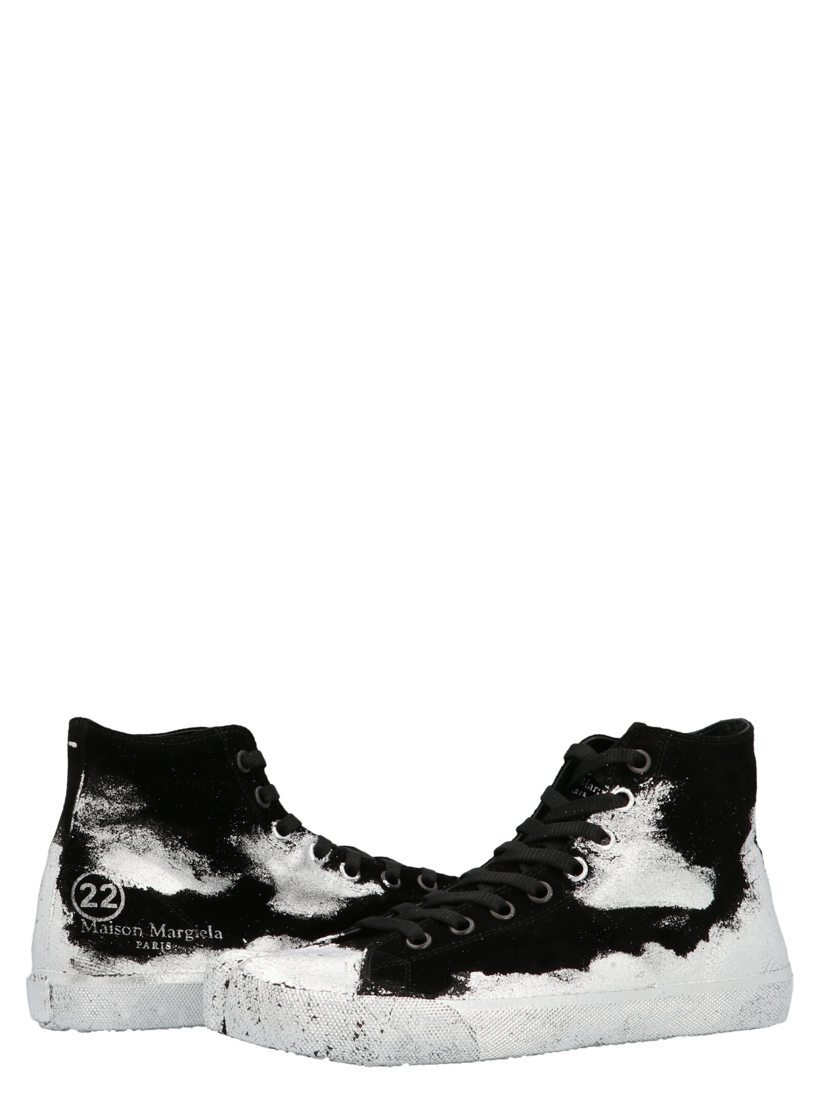 Cheap And Nice Maison Margiela 'tabi Canvas' Shoes - Great Deals