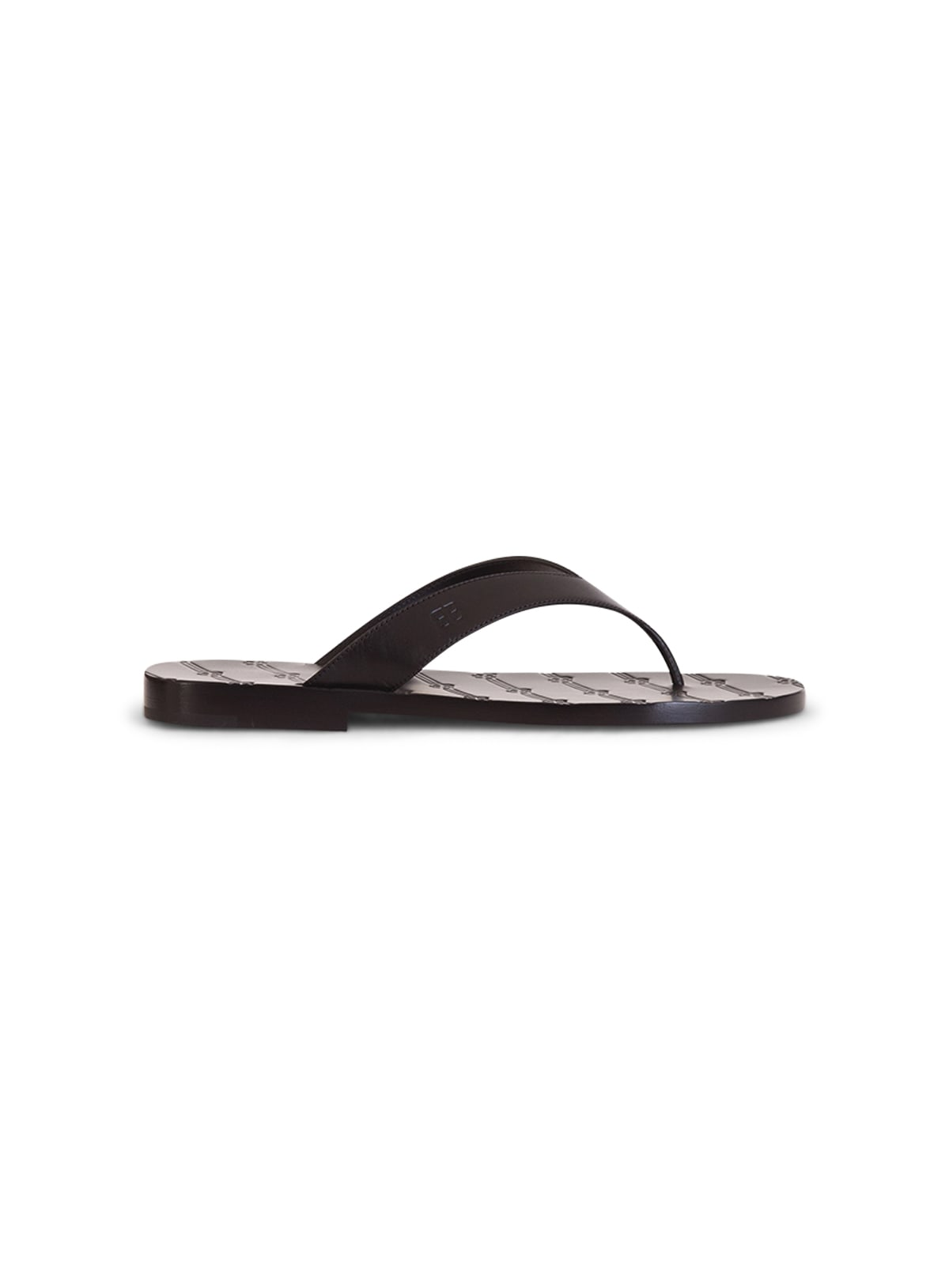 Balenciaga LICENSE THONG SANDALS