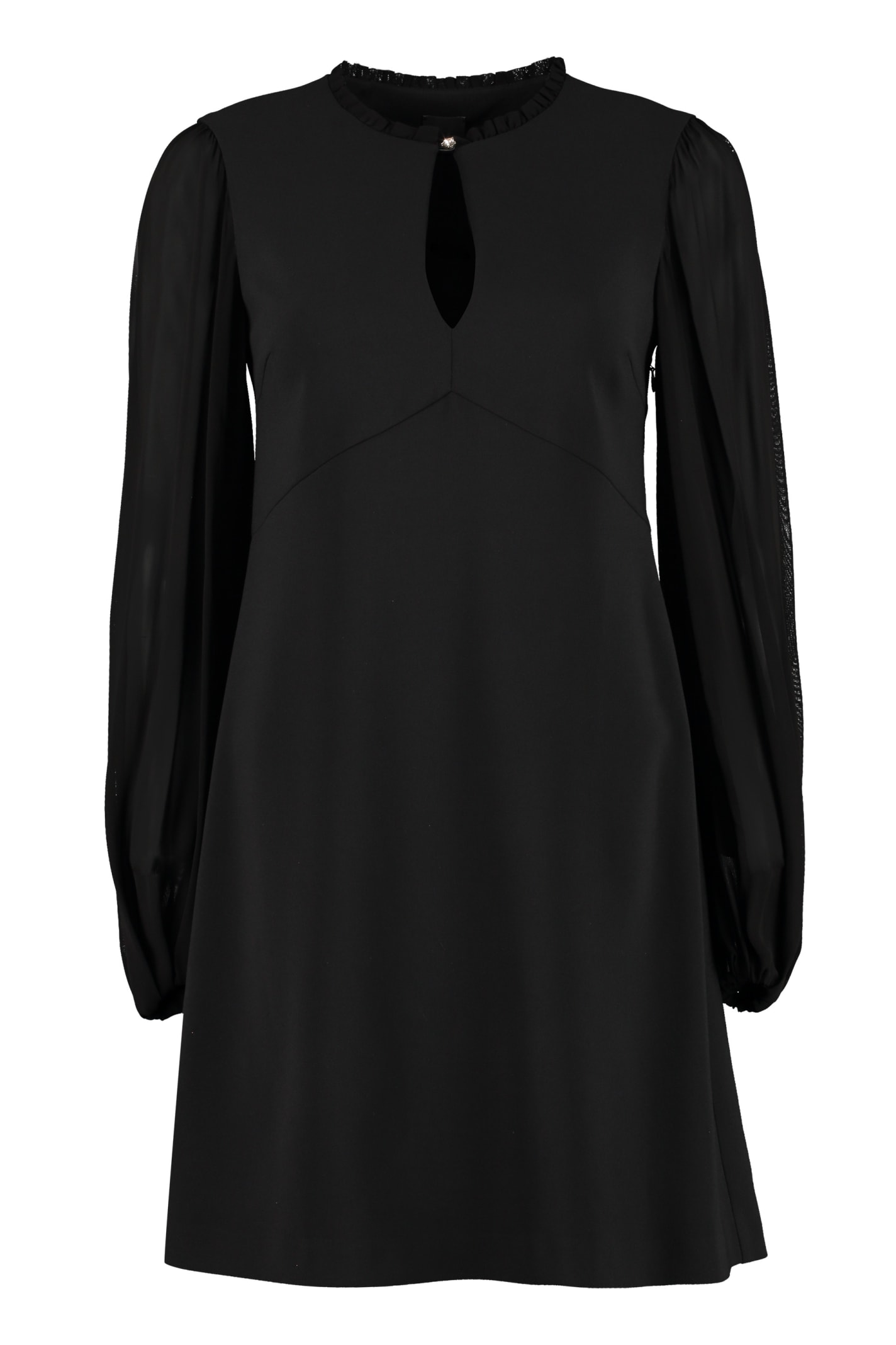 Buy Pinko Pan Di Spagna Crepe Cady Dress online, shop Pinko with free shipping