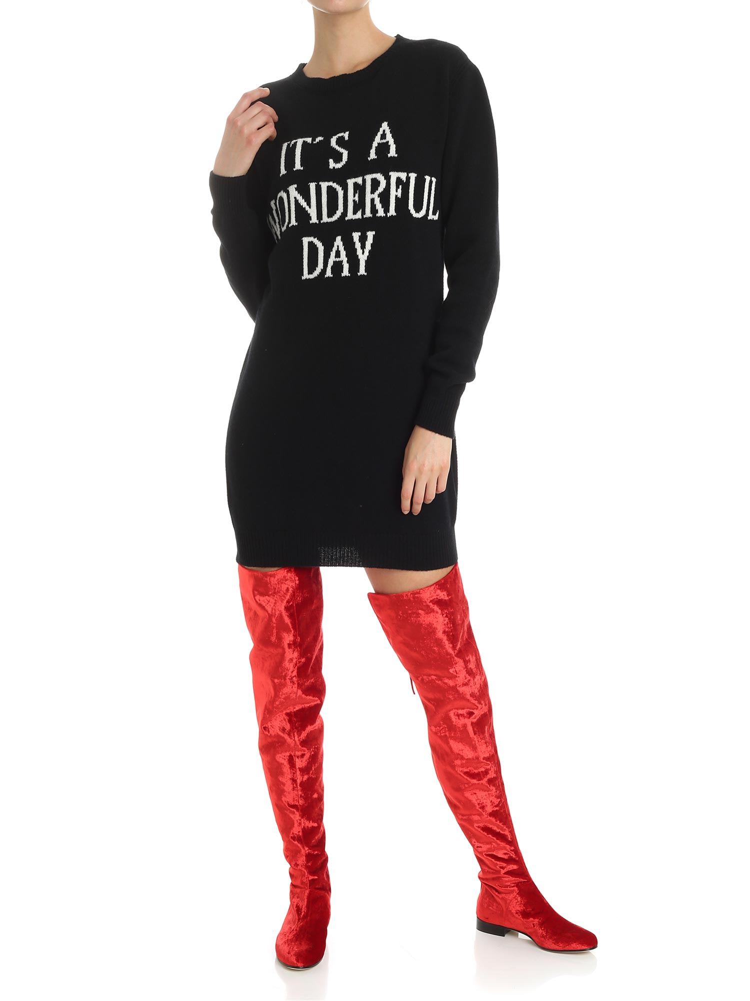 Alberta Ferretti – Its A Wonderful Day Dress