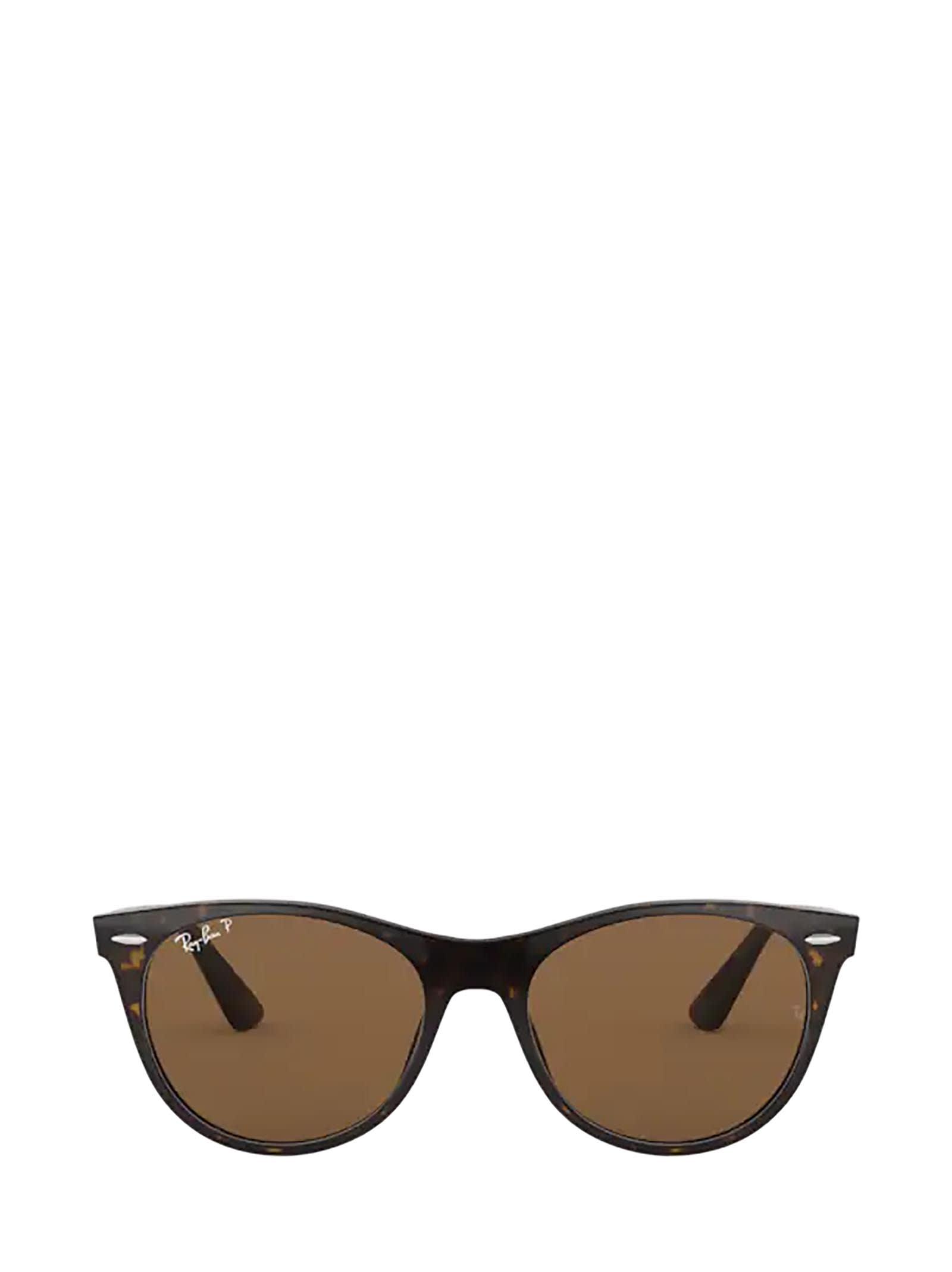 Ray-Ban Ray-ban Rb2185 Tortoise Sunglasses