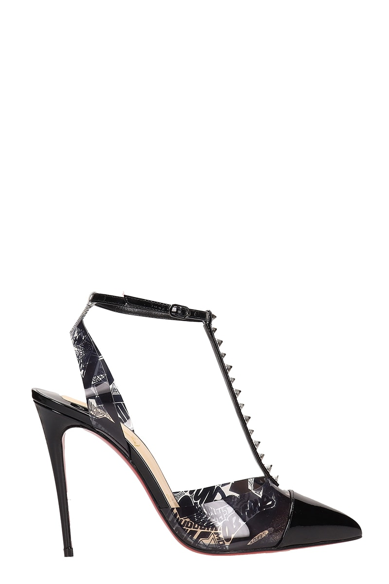 on sale f9477 aed21 Christian Louboutin Nosy Spikes Pumps