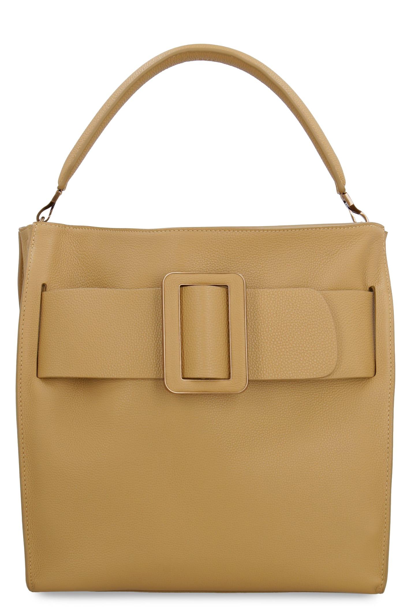 Devon Soft Leather Hobo-bag