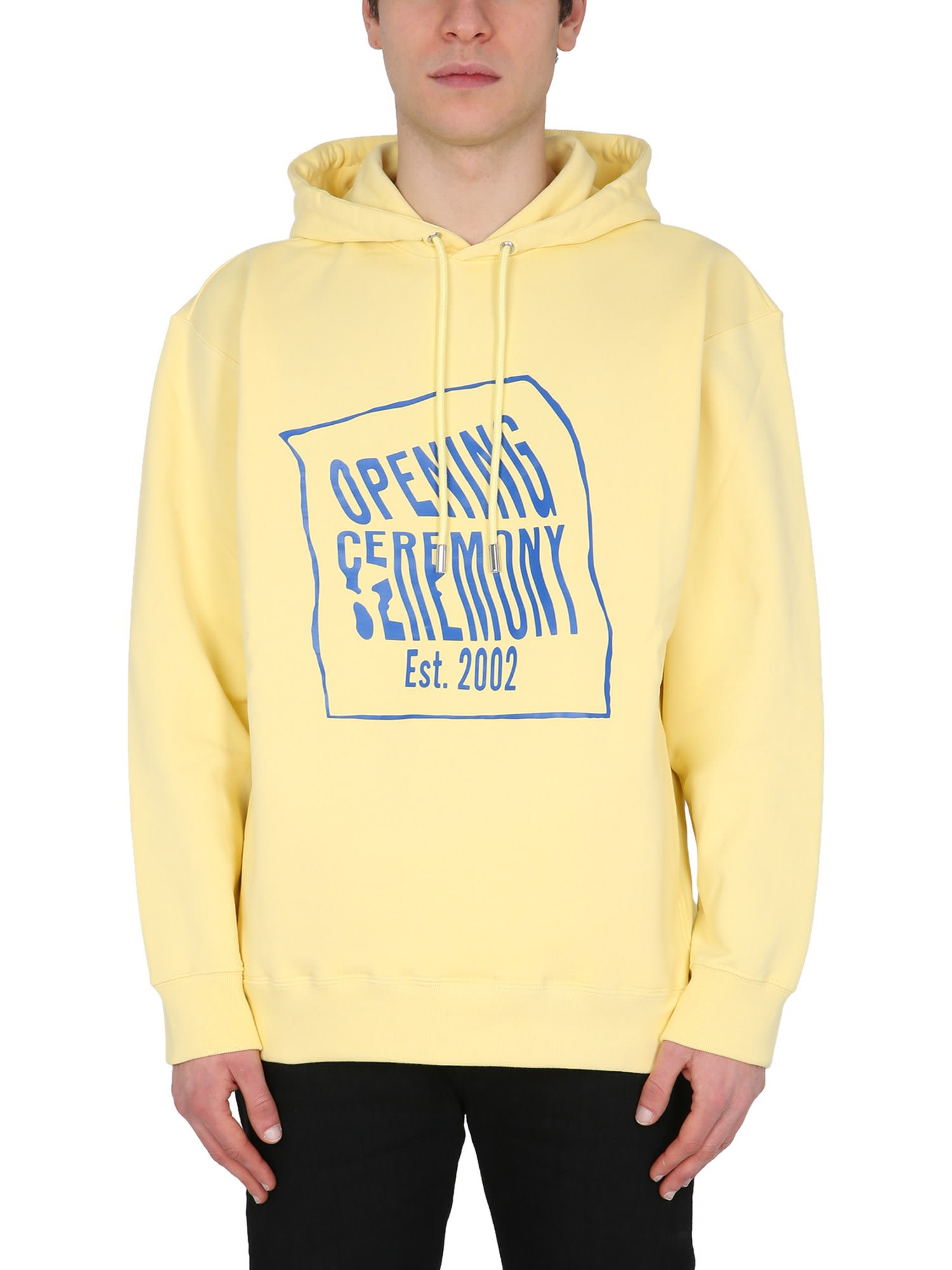 Opening Ceremony Cottons HOODIE