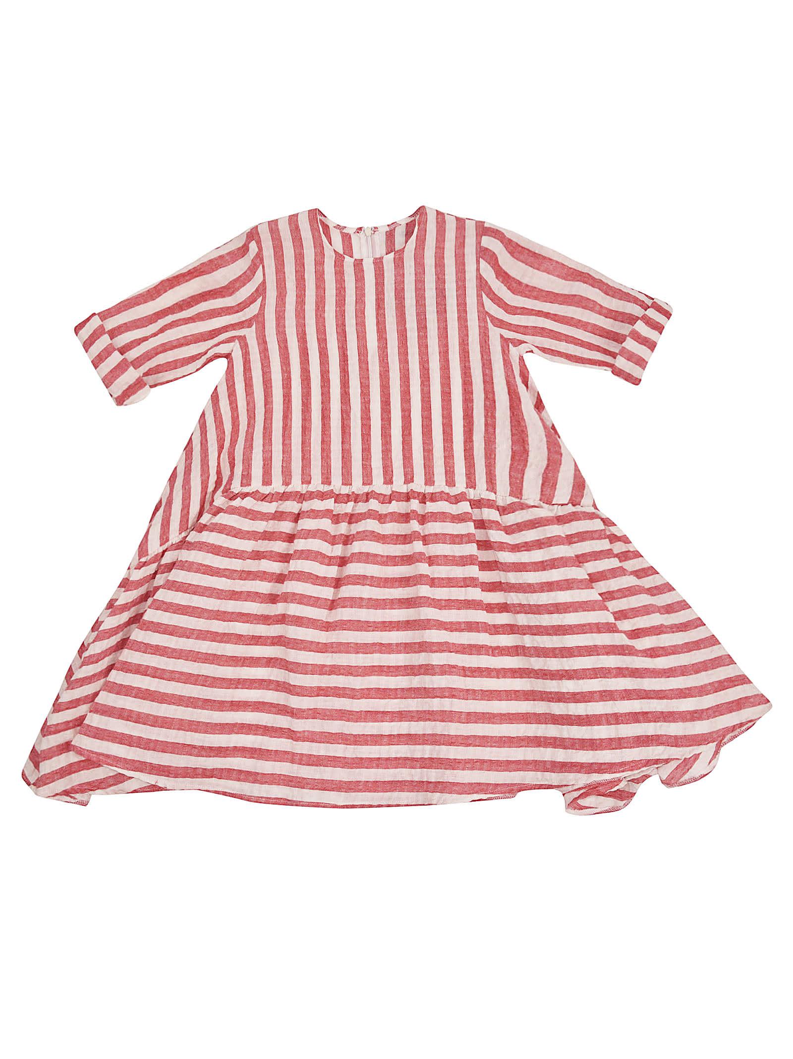 Cucù Lab Striped Dress