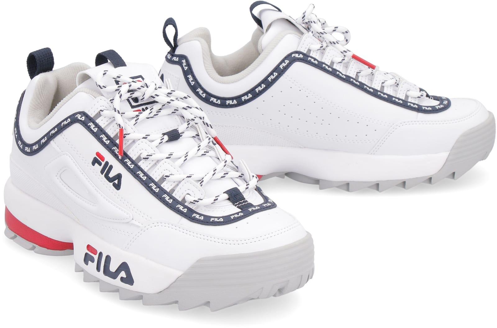 Fila Fila Distruptor Low top Sneakers White 11154195