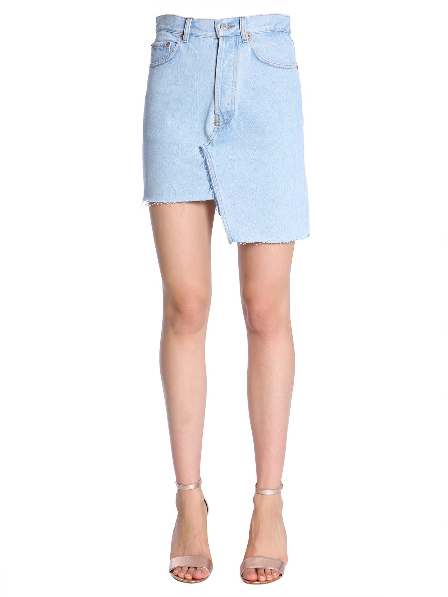 Lucille Denim Skirt
