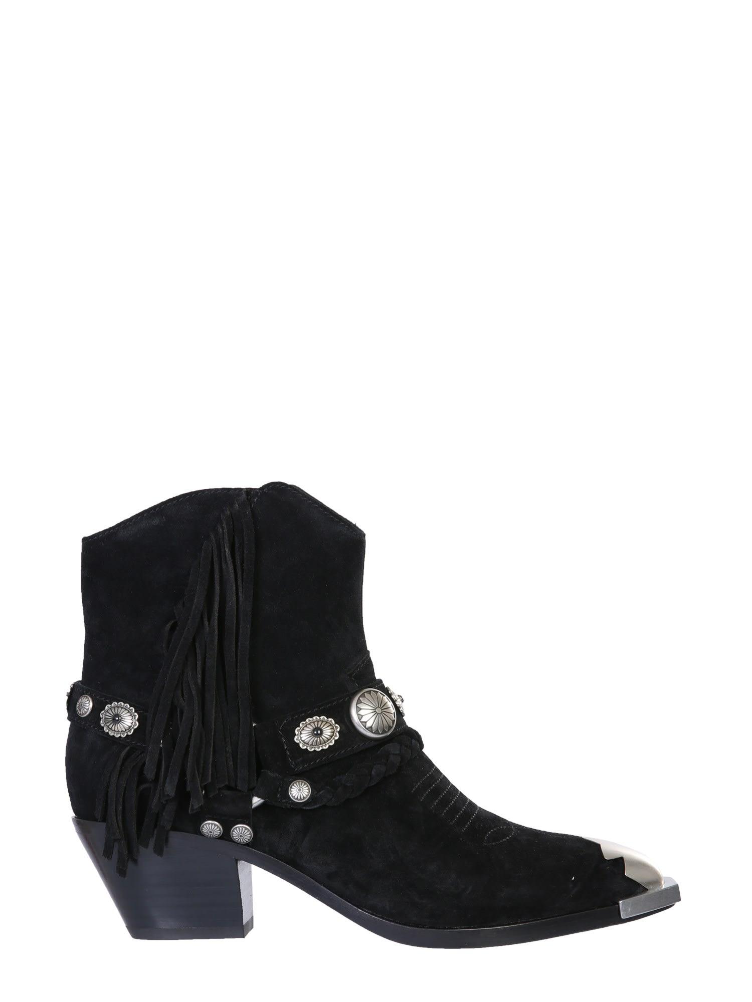 Ash Farrow Boots