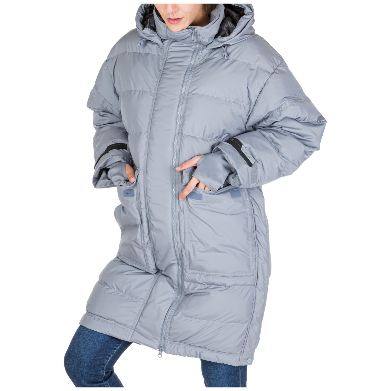 Adidas by Stella McCartney Outerwear Jacket Blouson Hood