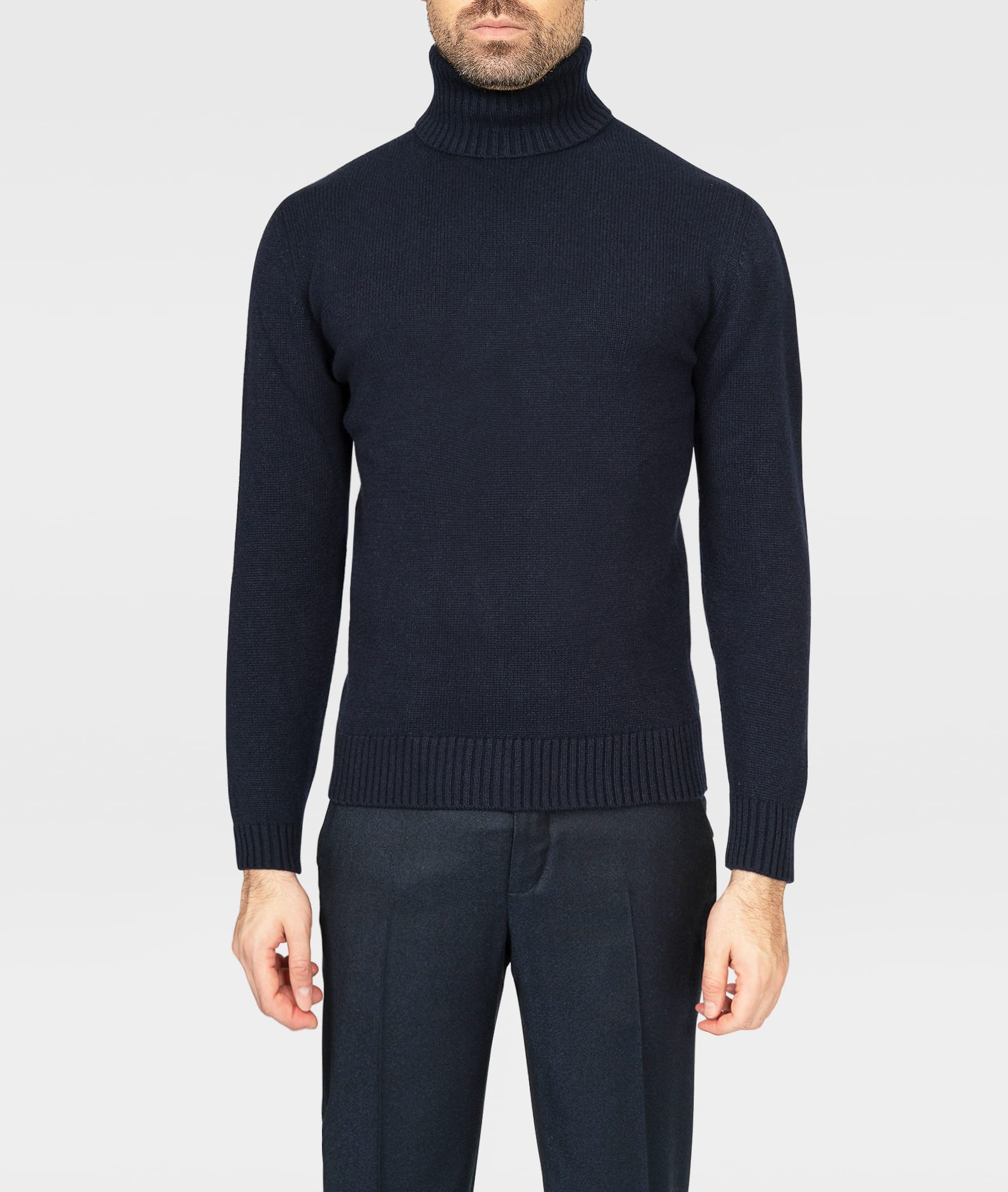 Turtleneck Sweater diablerets