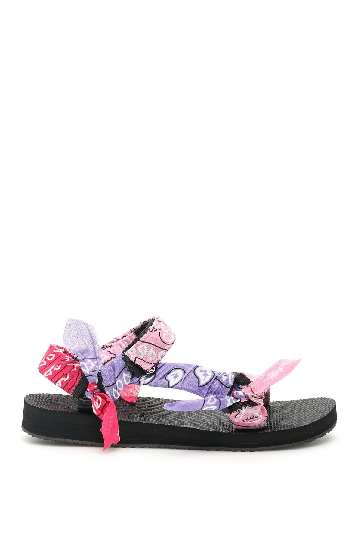 Arizona Love Shoes BANDANA TREKKY SANDALS