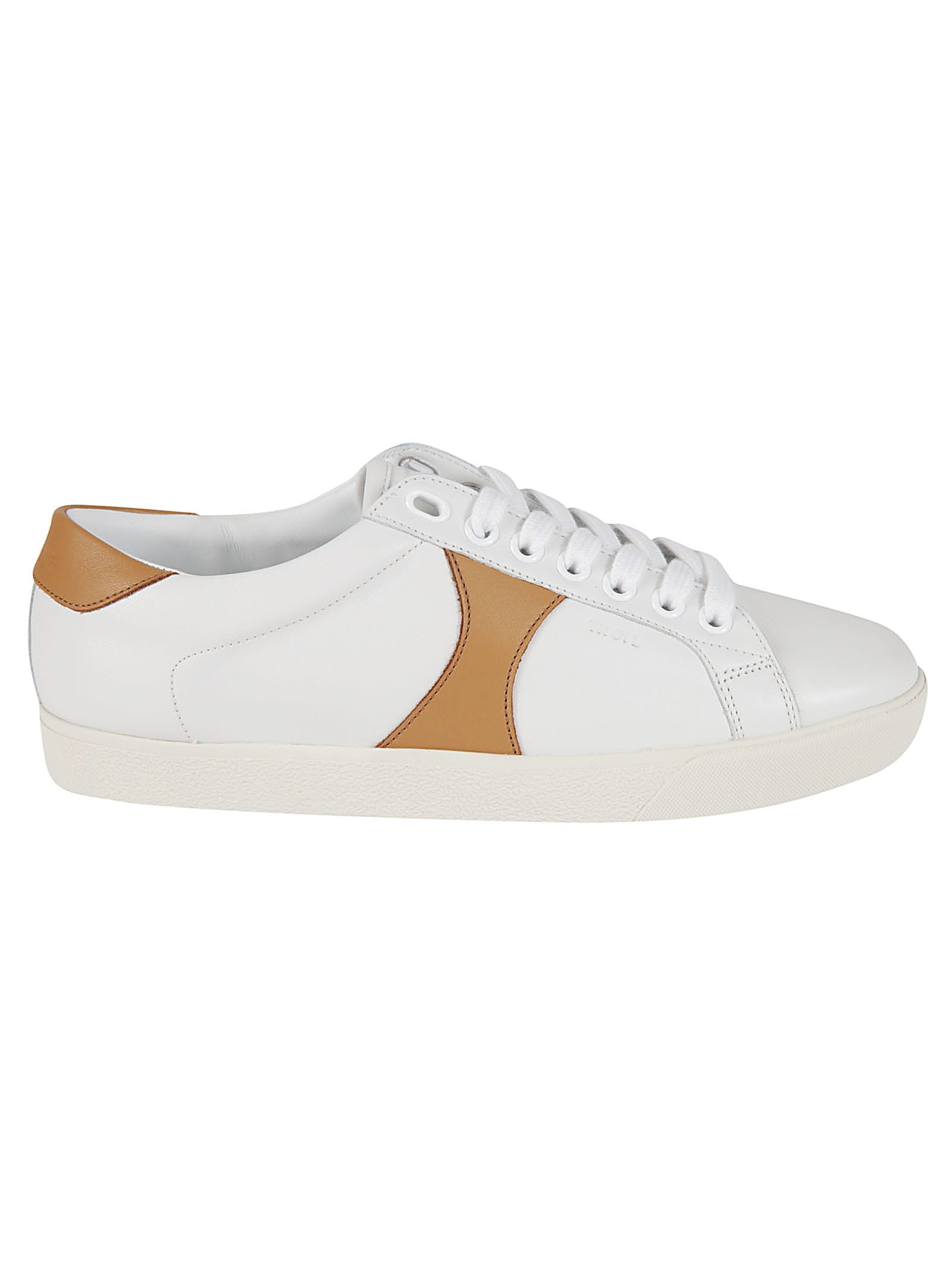Celine TRIOMPHE LOW LACED-UP SNEAKERS