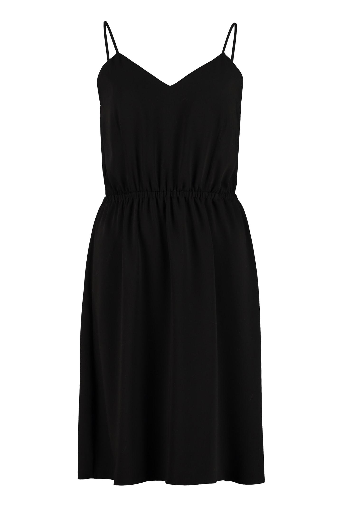 Buy MM6 Maison Margiela Sleeveless Shift Dress online, shop MM6 Maison Margiela with free shipping