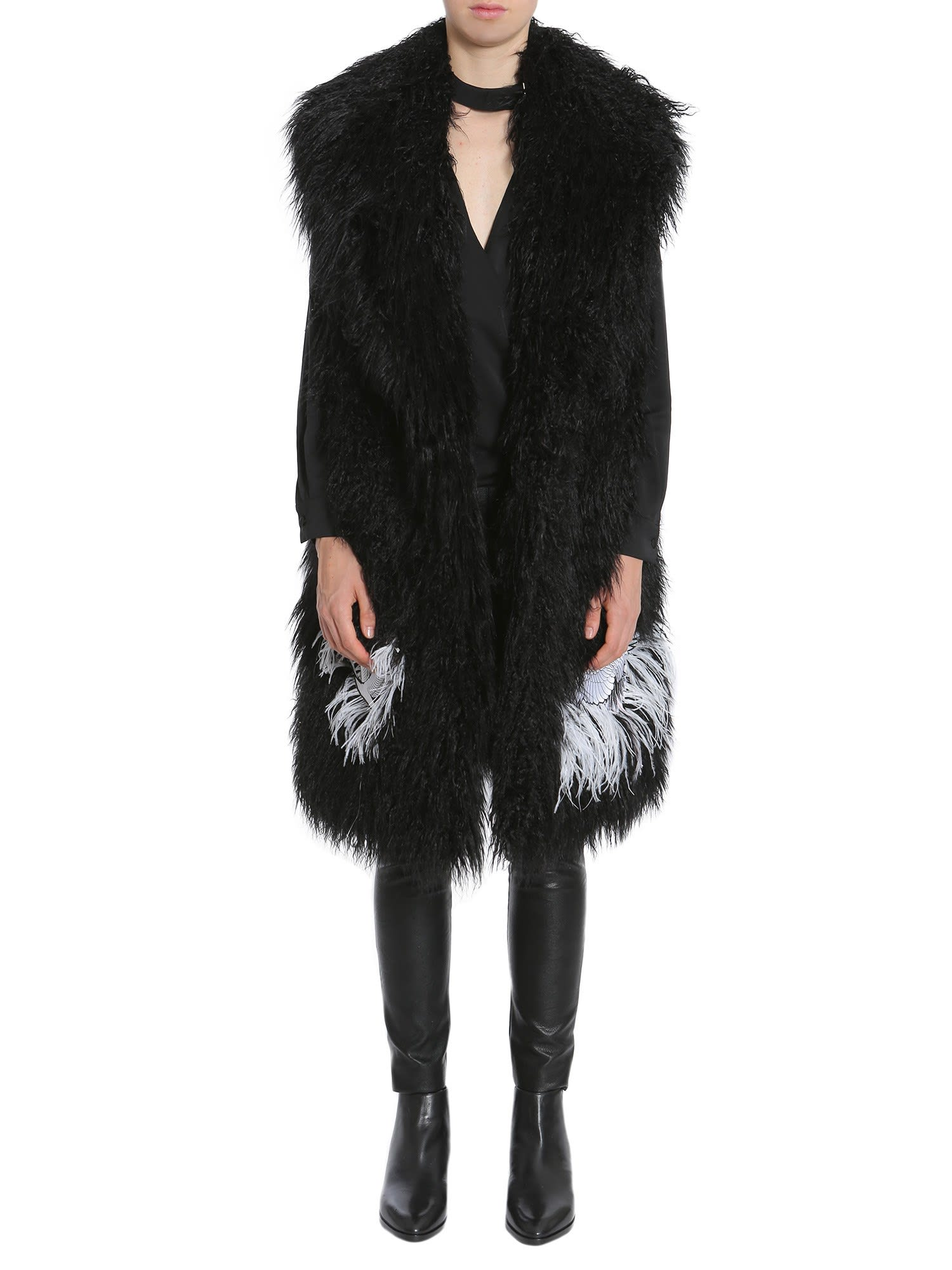 Feather Eco Fur