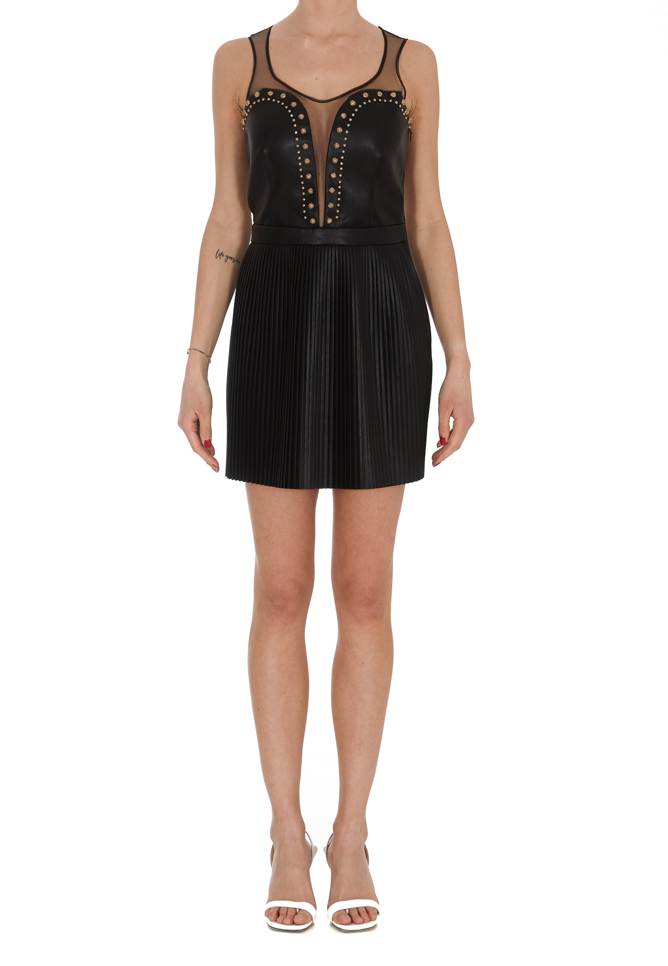 Buy Elisabetta Franchi Dress online, shop Elisabetta Franchi with free shipping