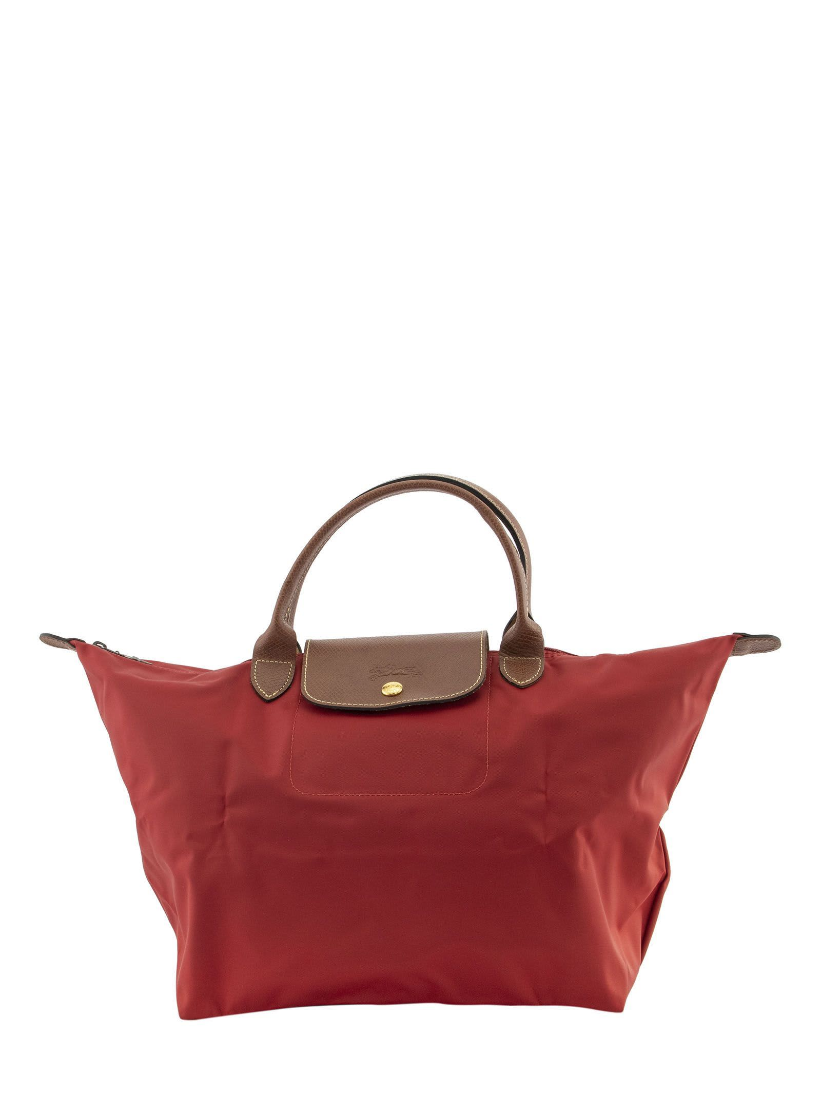 Longchamp Le Pliage Top-handle M