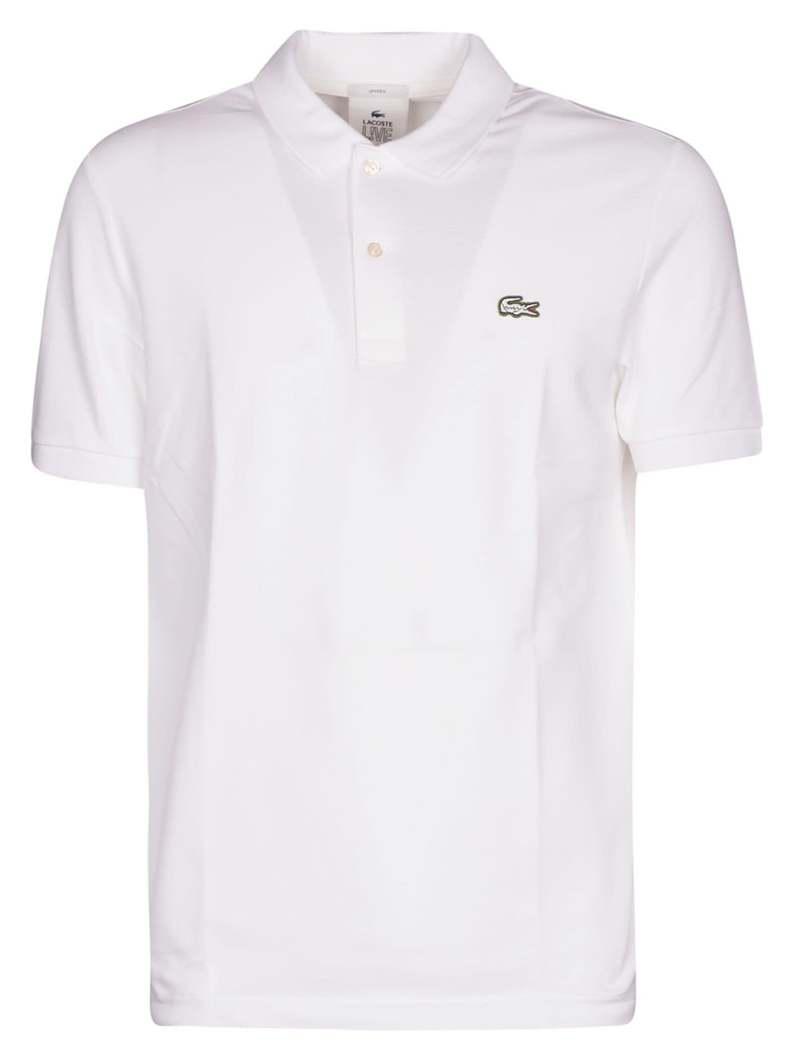 87e44adf Lacoste Logo Patch Polo Shirt