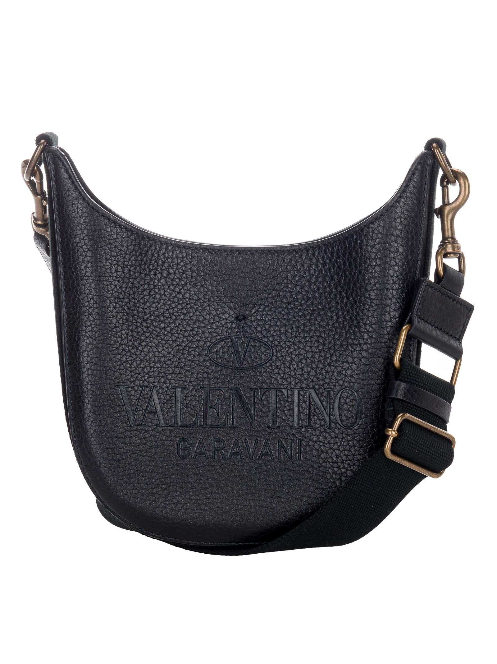VALENTINO SMALL HOBO IDENTITY BAG