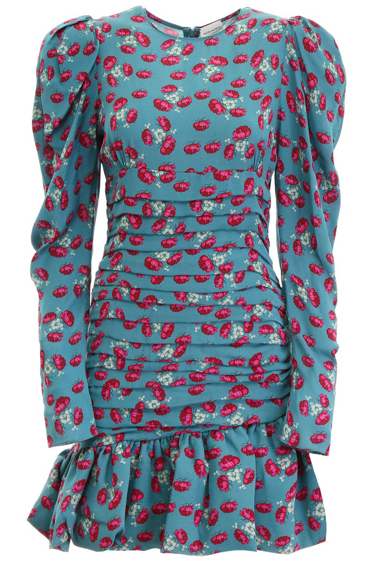 Magda Butrym Borneo Mini Dress
