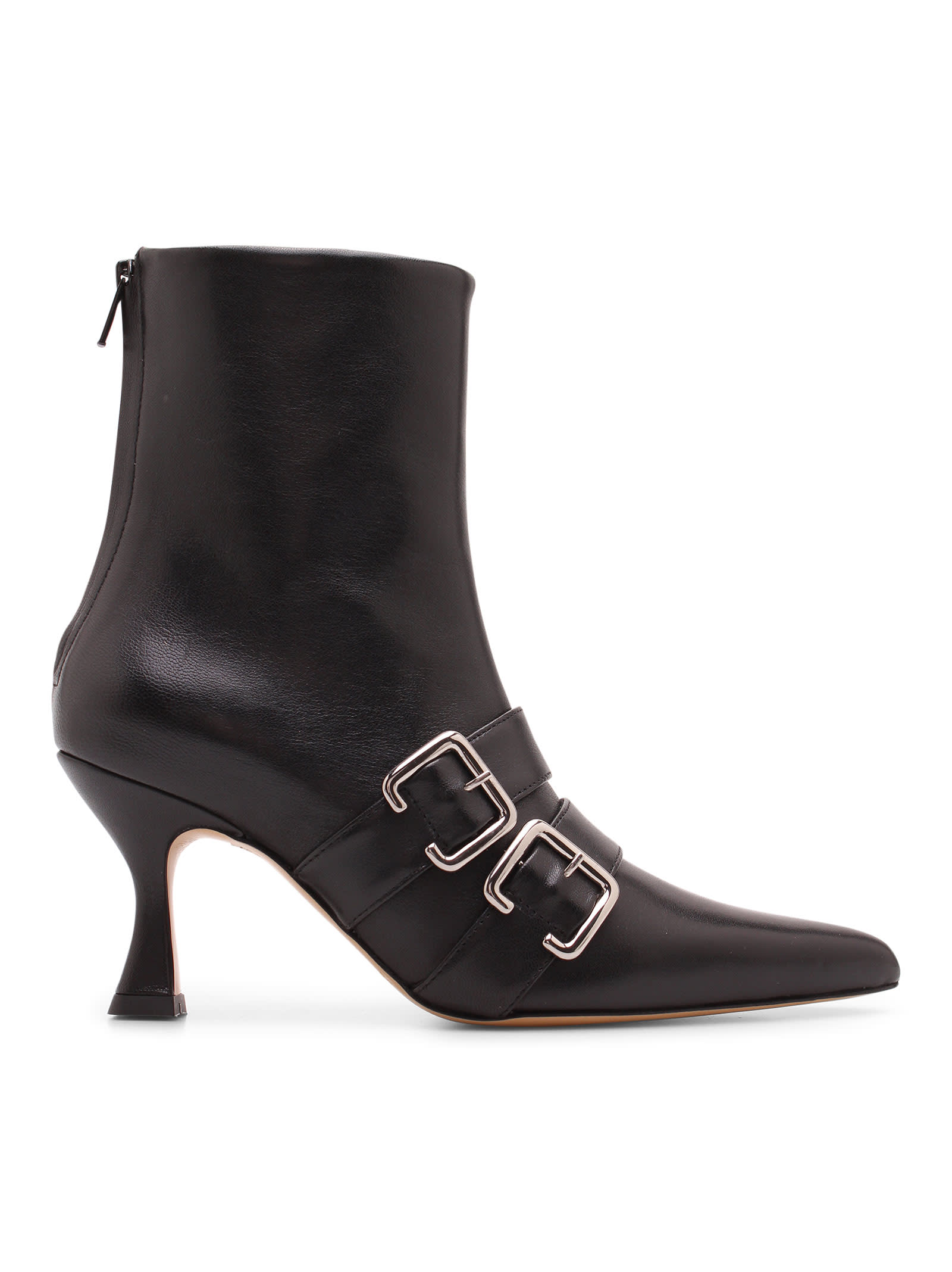 thyri Leather Ankle Boots
