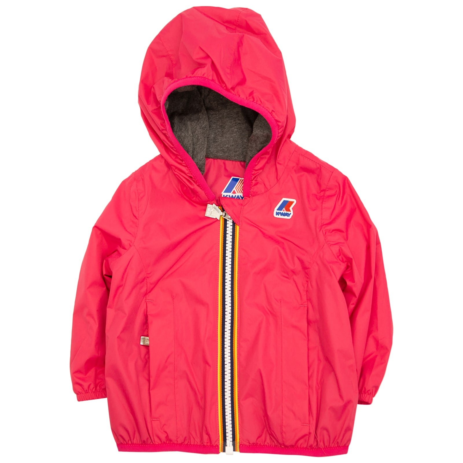 Windproof Jacket With Jersey Interior Lily Poly Kway