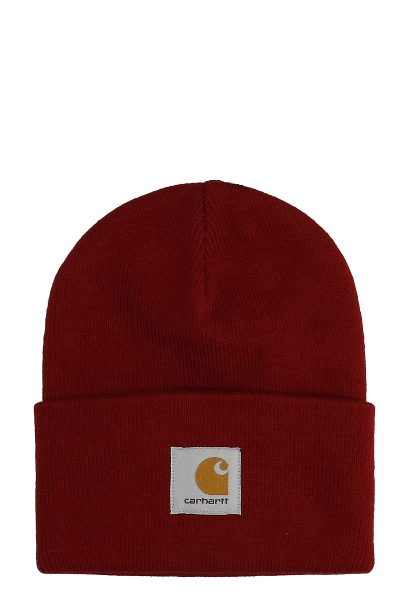 Hats In Red Acrylic