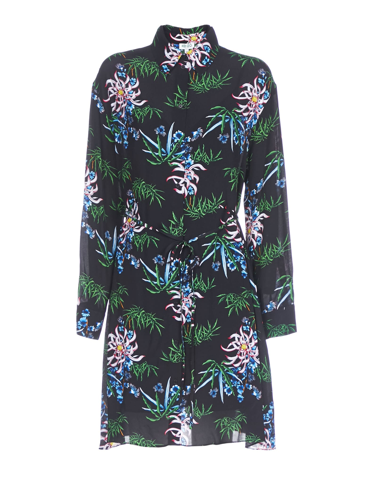 Buy Femmine Dress online, shop Kenzo with free shipping
