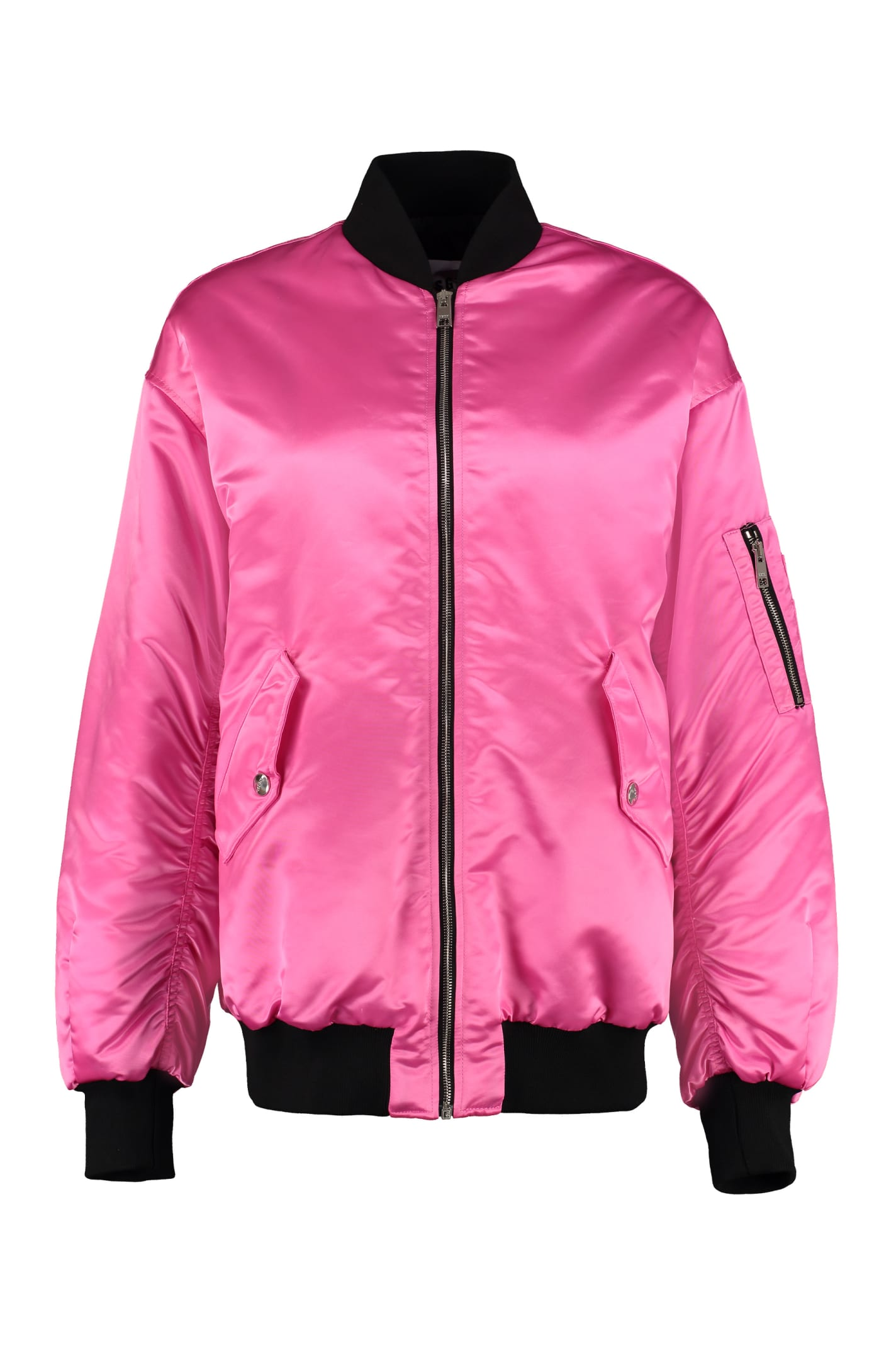 MSGM Padded Bomber Jacket