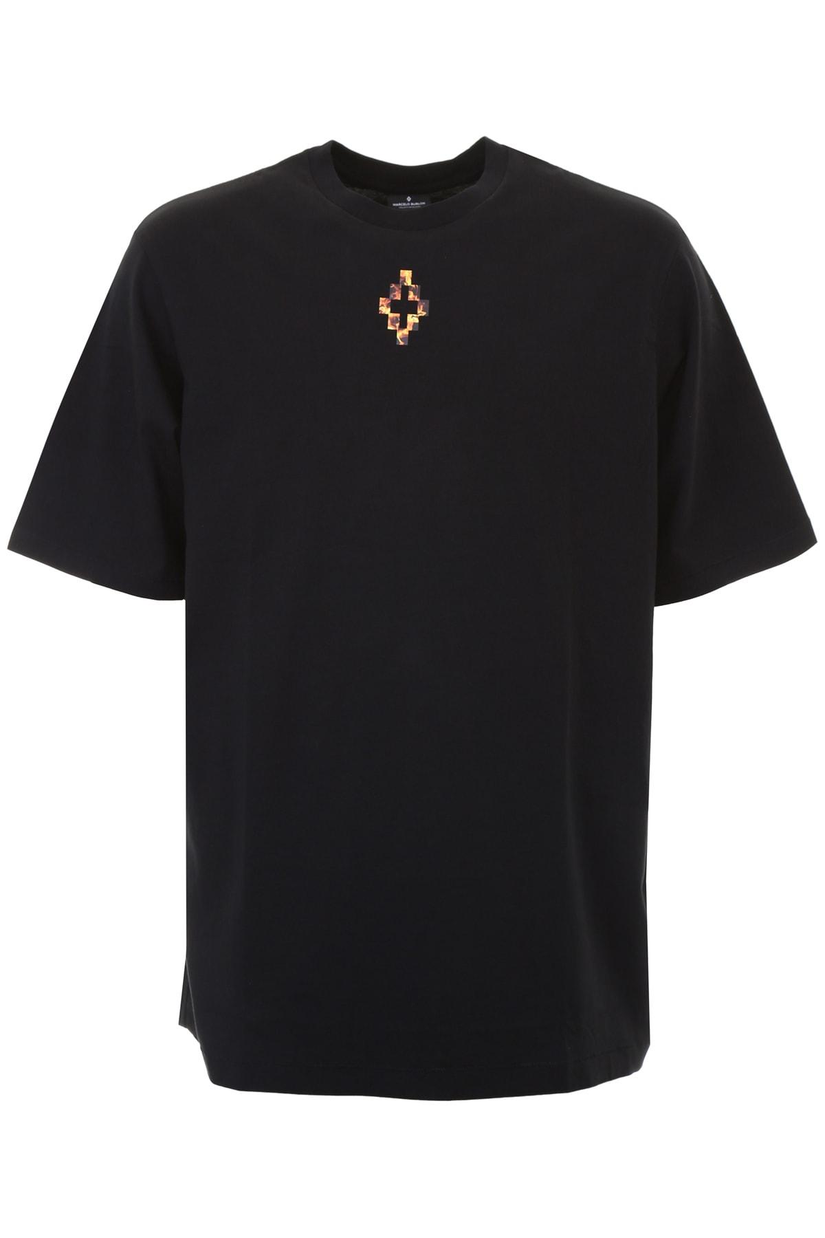 Marcelo Burlon Fire Cross T-shirt