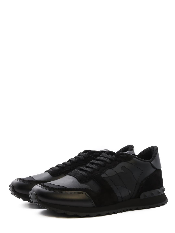 haute couture beaucoup de styles Couleurs variées Valentino Garavani Valentino Garavani Sneaker Rockrunner ...