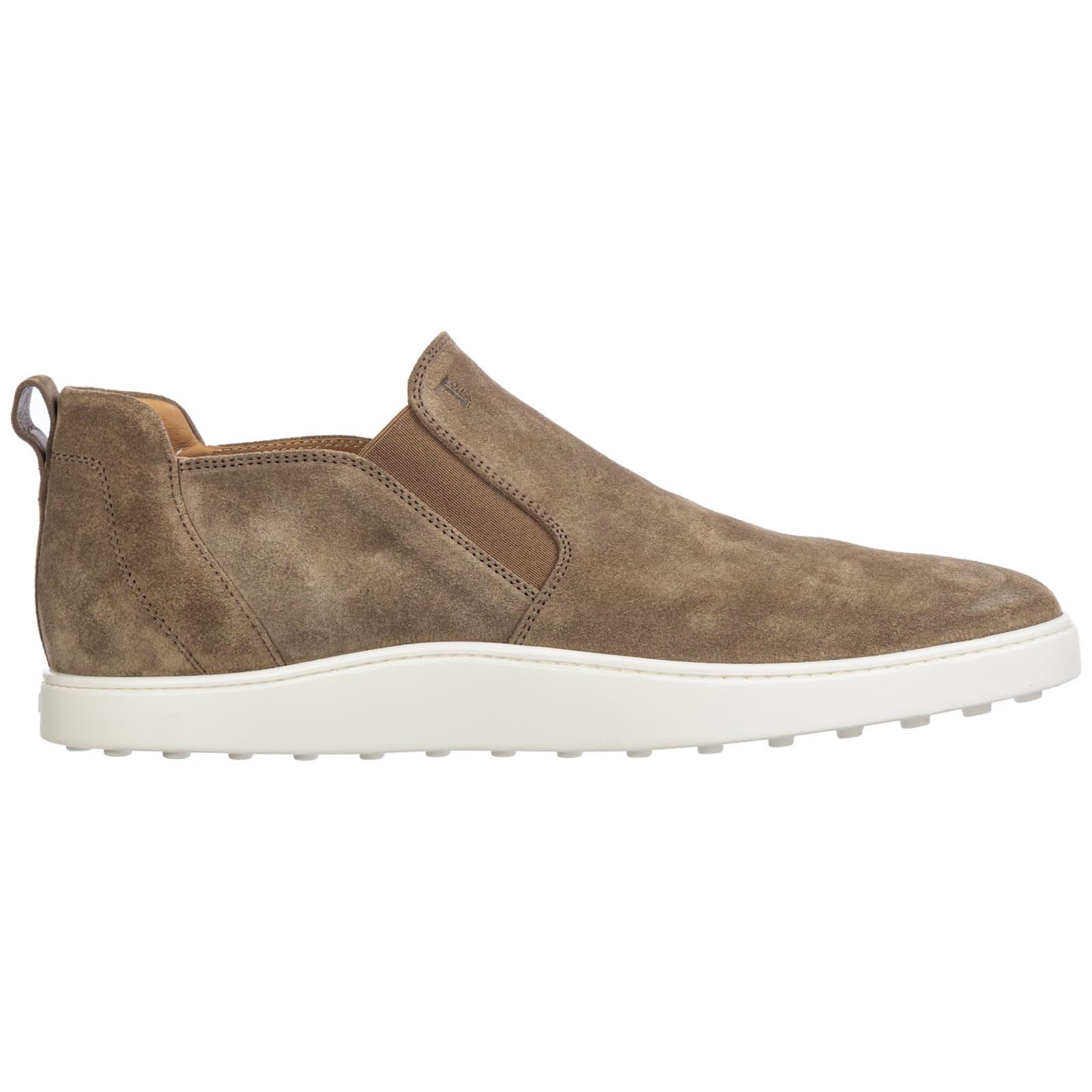 Tods City Desert Boots
