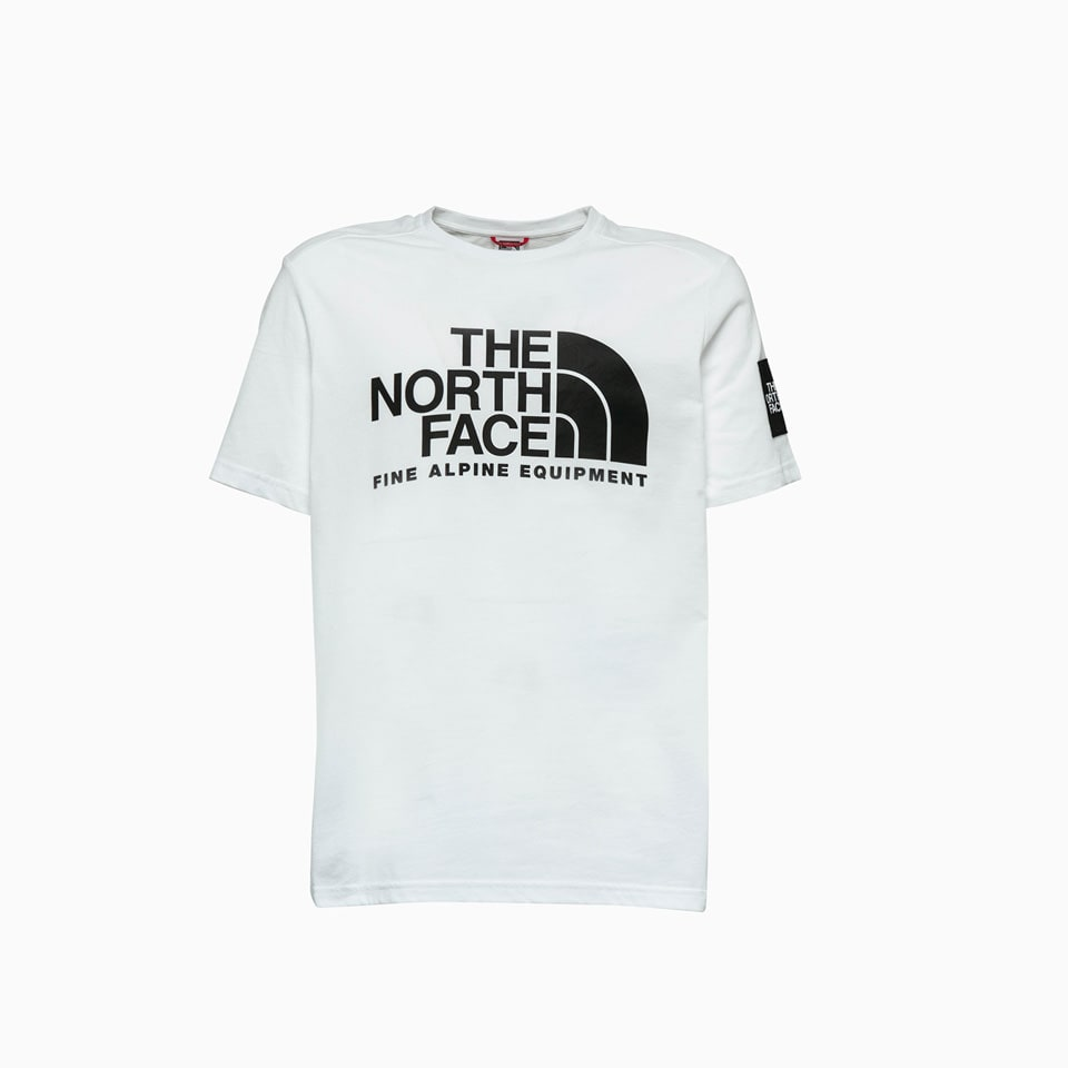 The North Face Cottons T-SHIRT THE NORTH FACE ALPINE T-SHIRT NF0A4M6N