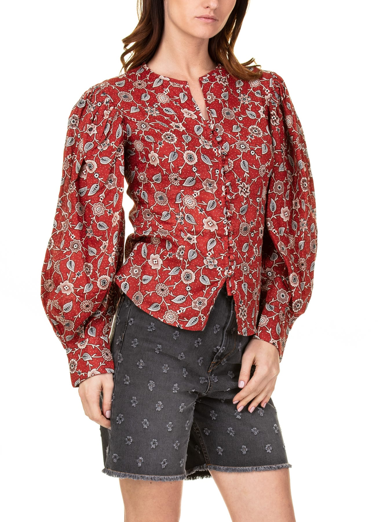 Isabel Marant Etoile Tilo Haut Shirt
