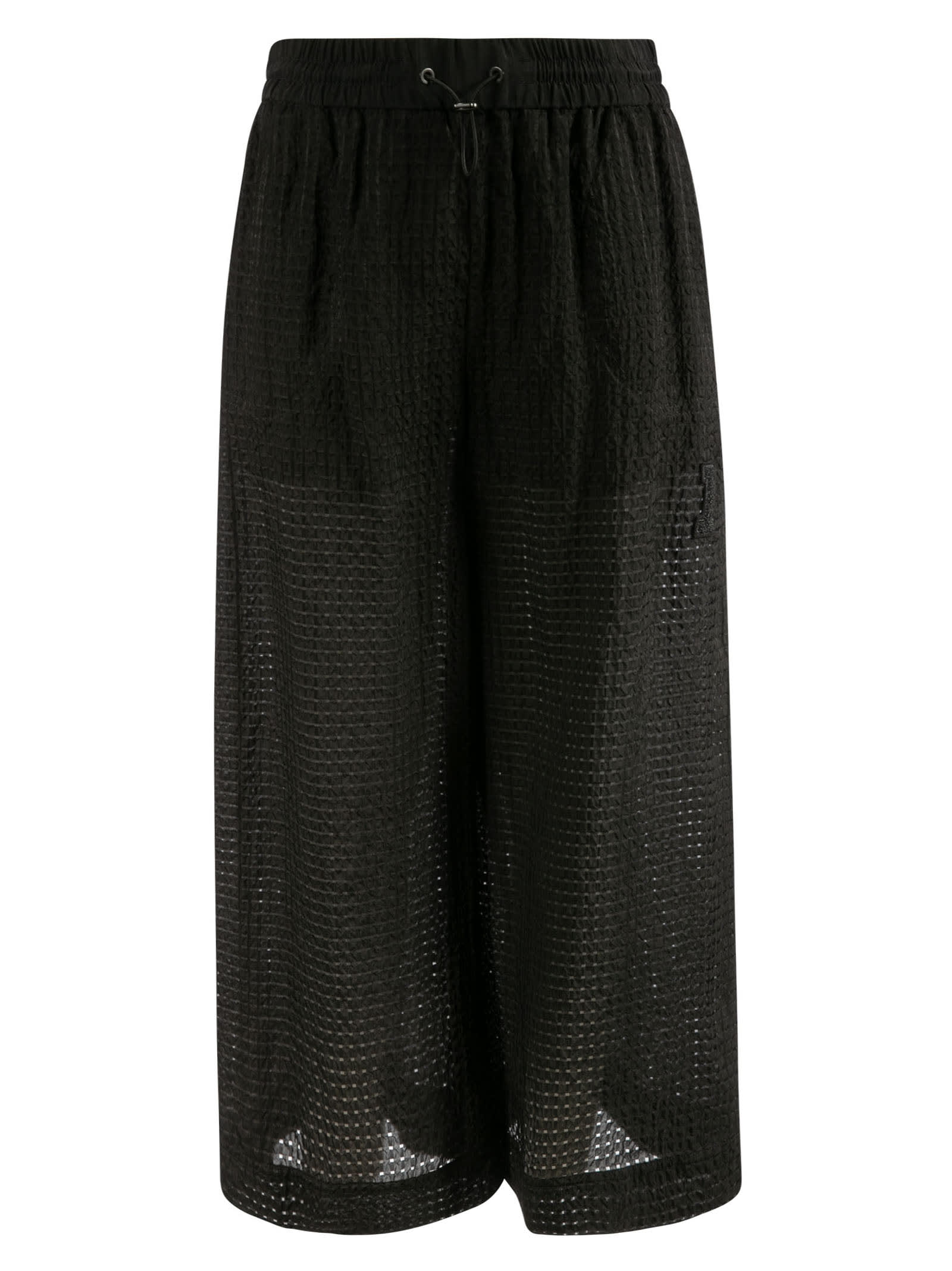 Iceberg WIDE FIT DRAWSTRING TROUSERS