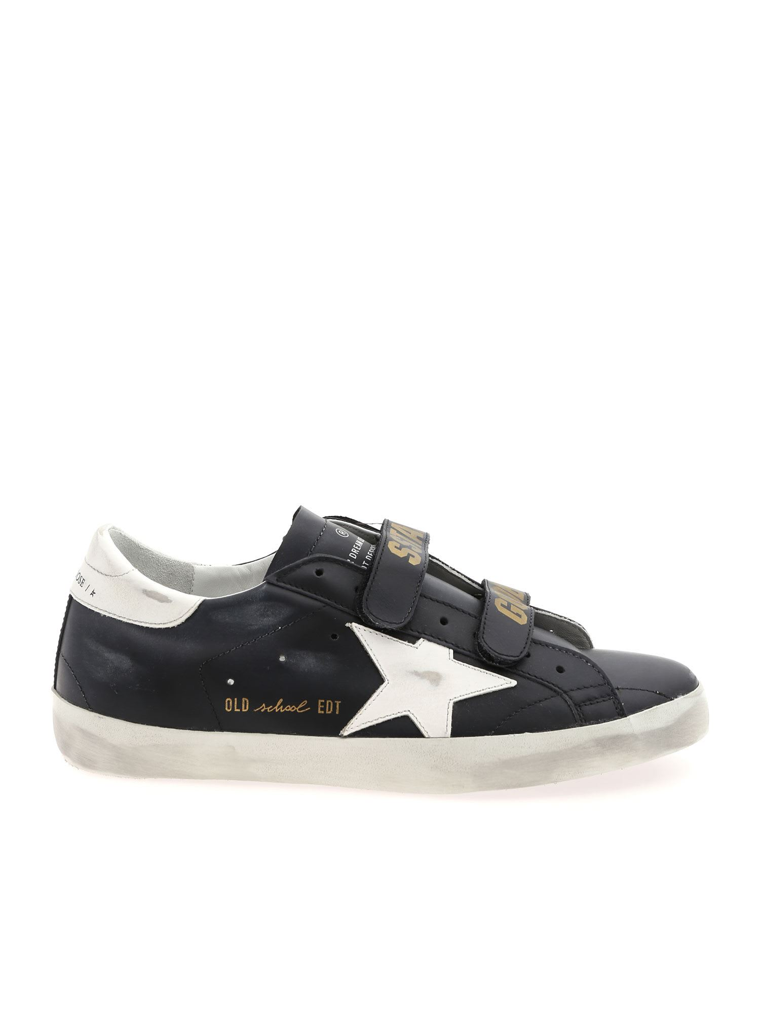 Golden Goose Leathers SNEAKERS OLD SCHOOL