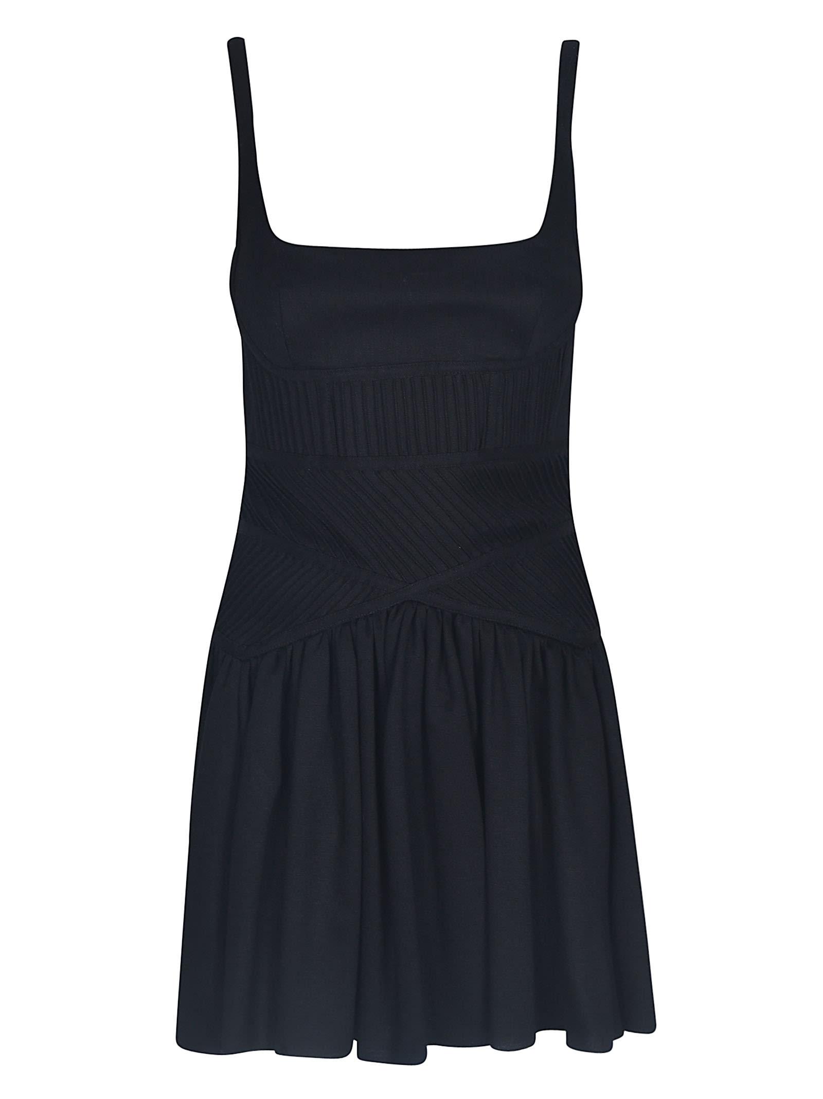 Buy Giovanni Bedin Short Back Zipped Dress online, shop Giovanni Bedin with free shipping