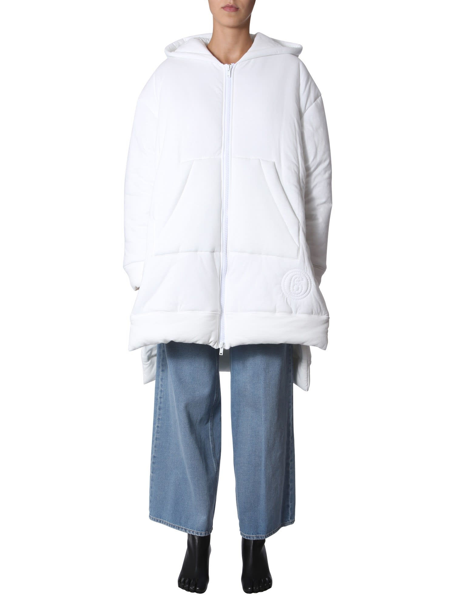 MM6 Maison Margiela Jacket With Logo