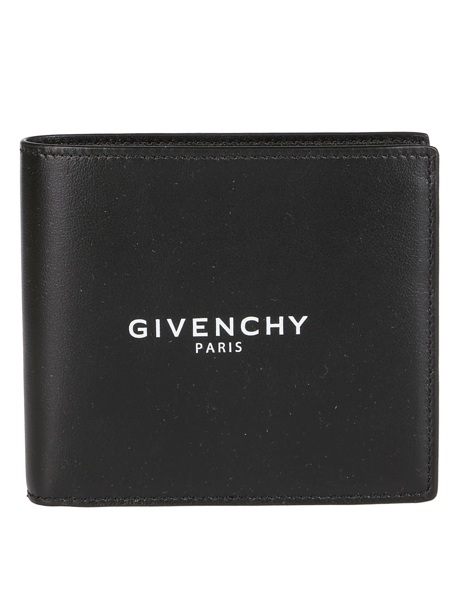 Givenchy Black Leather Wallet
