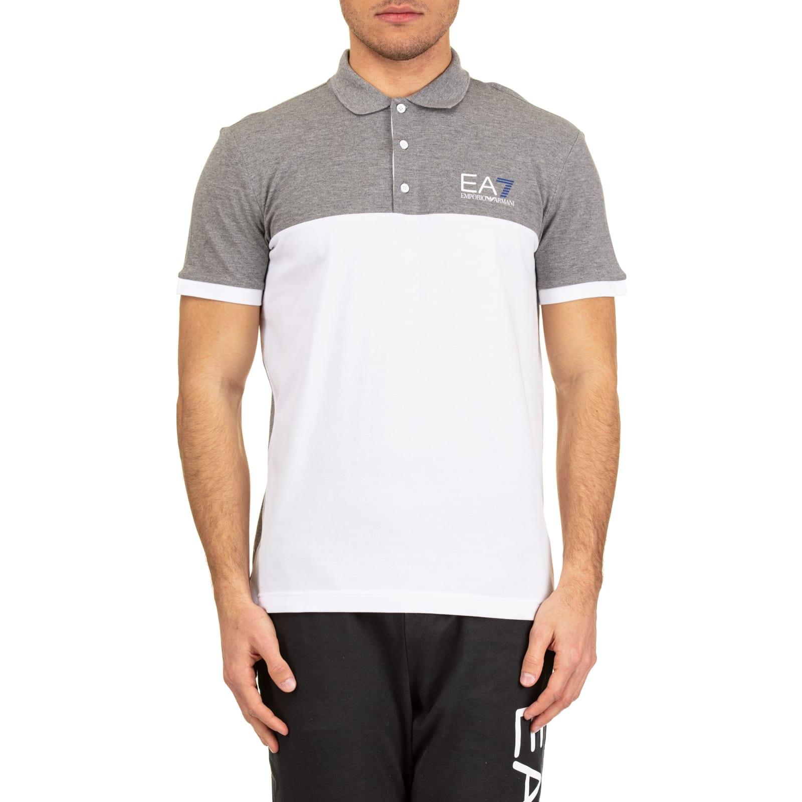ea28dc32bb Emporio Armani Cotton Piqué Polo Shirt