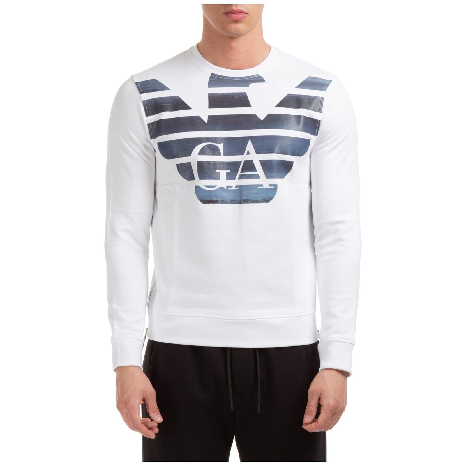 Emporio Armani Swallow Sweatshirt
