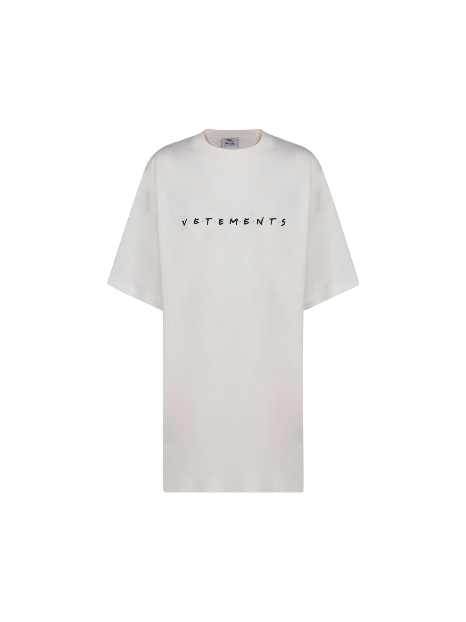 Vetements Cottons T-SHIRT