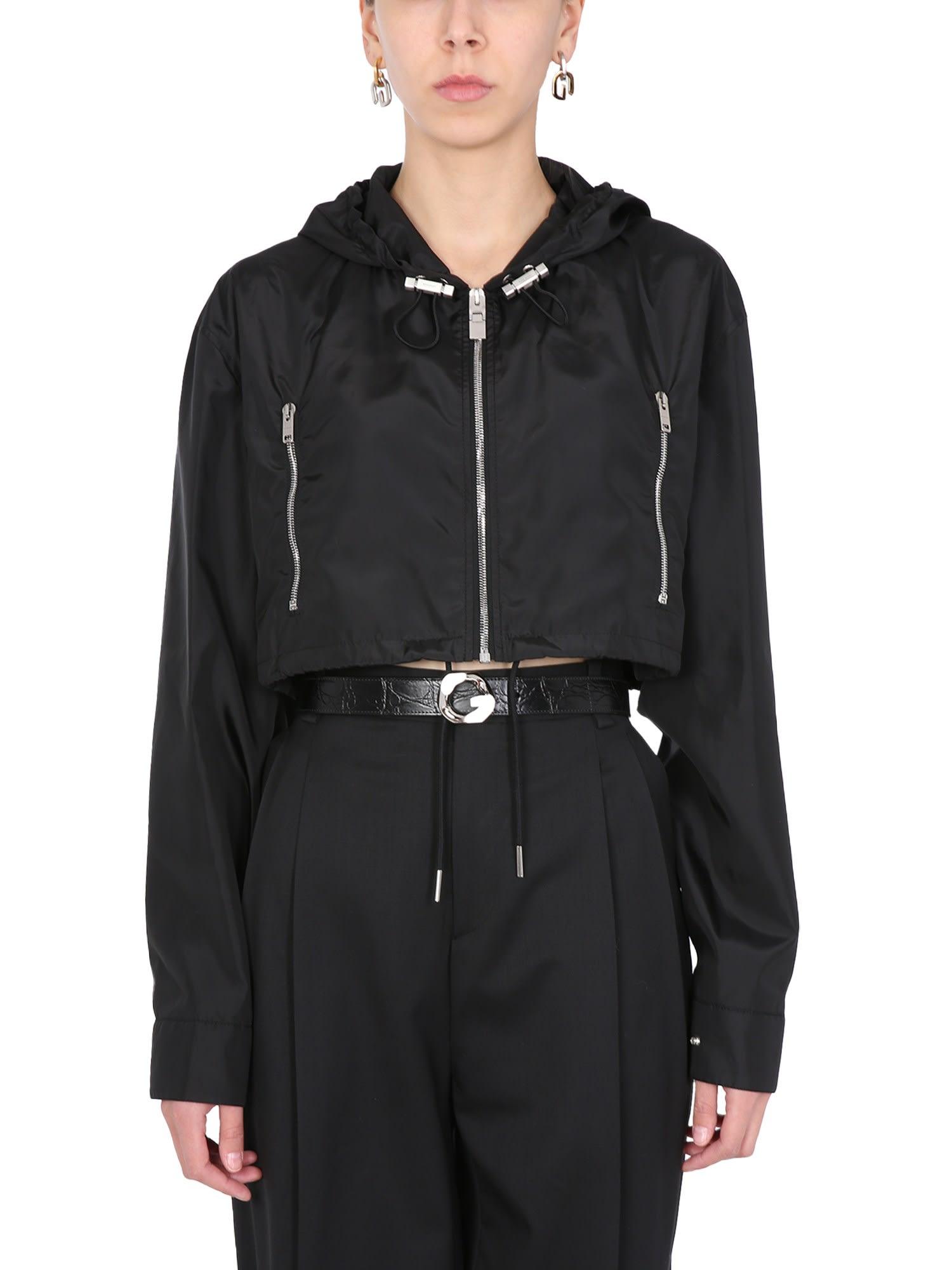 Givenchy Jackets NYLON WINDBREAKER