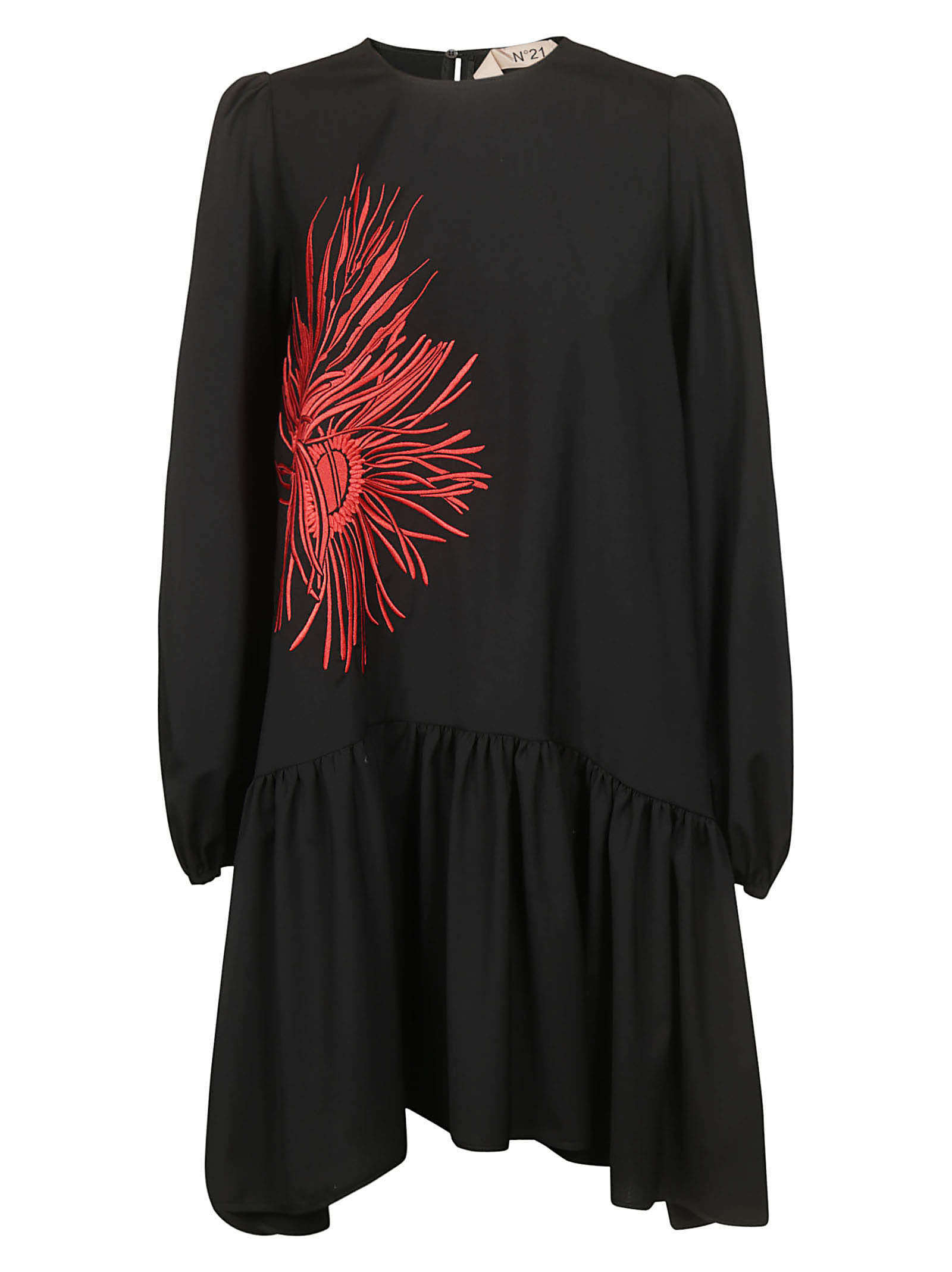 N.21 Rear Button Dress
