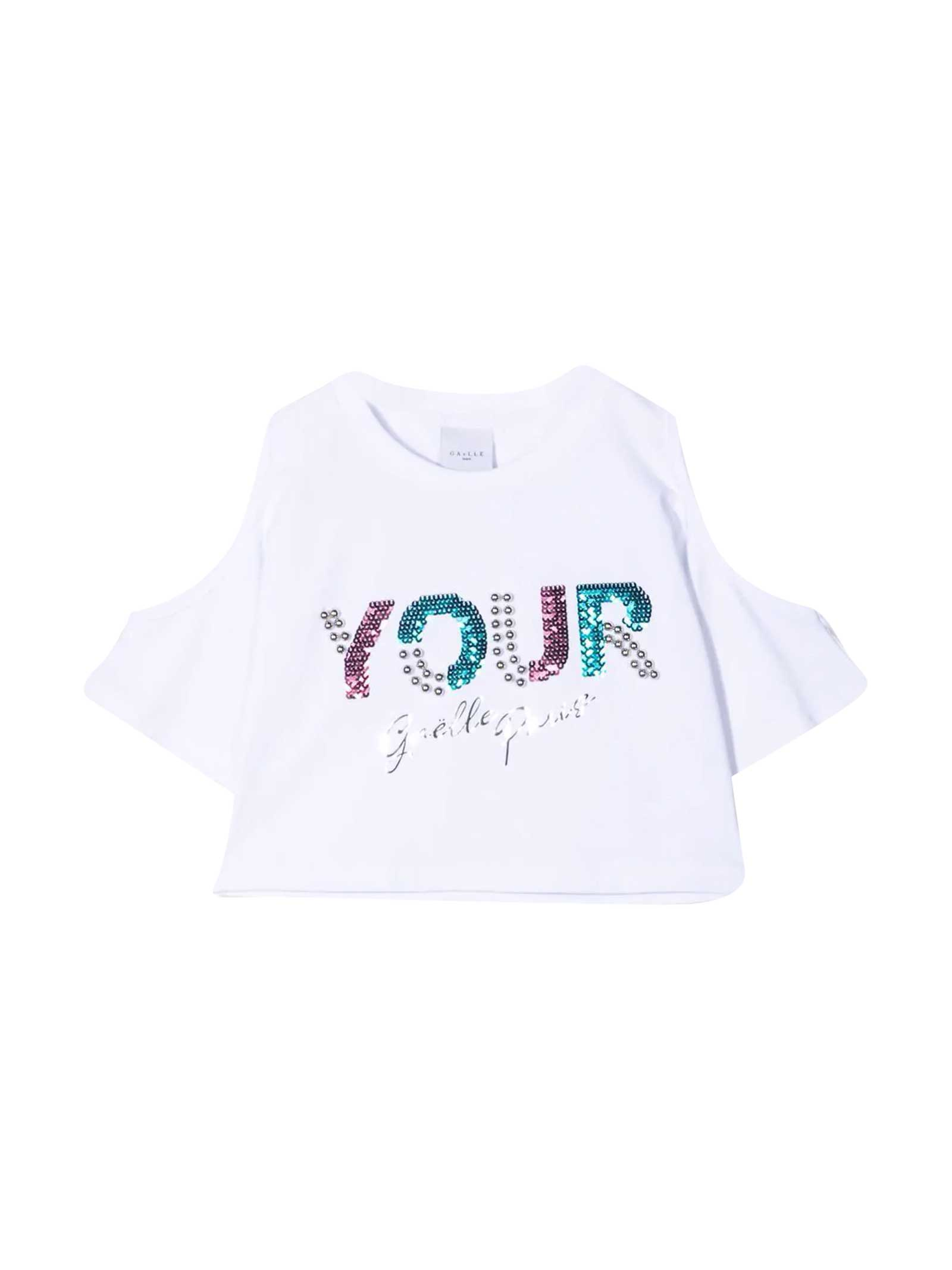 Teen T-shirt With Sequins