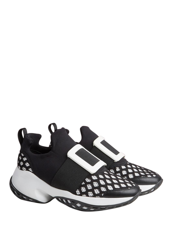 Roger Vivier Sneaker Viv Run