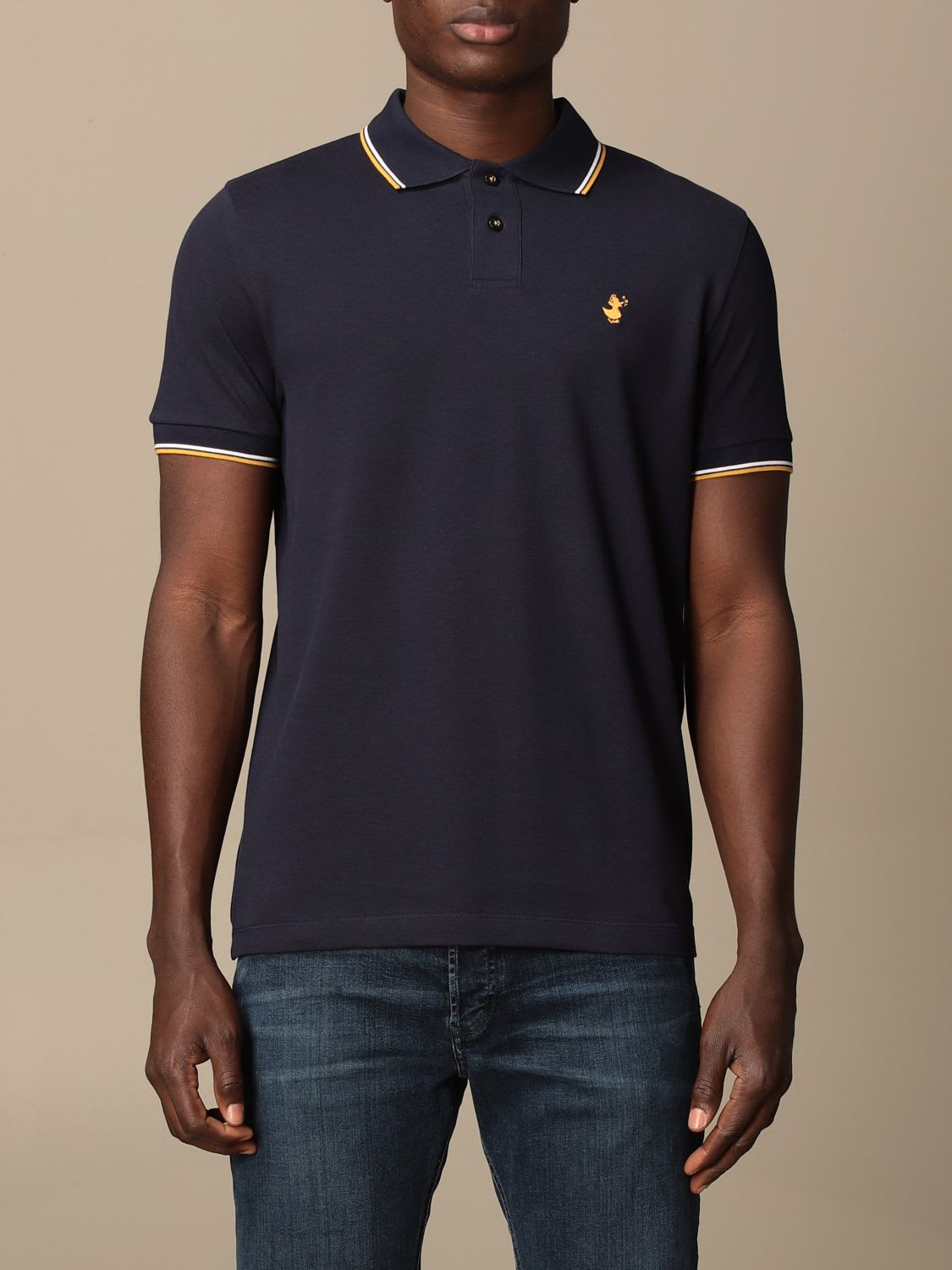 Save The Duck SAVE THE DUCK POLO SHIRT POLO SHIRT MEN SAVE THE DUCK