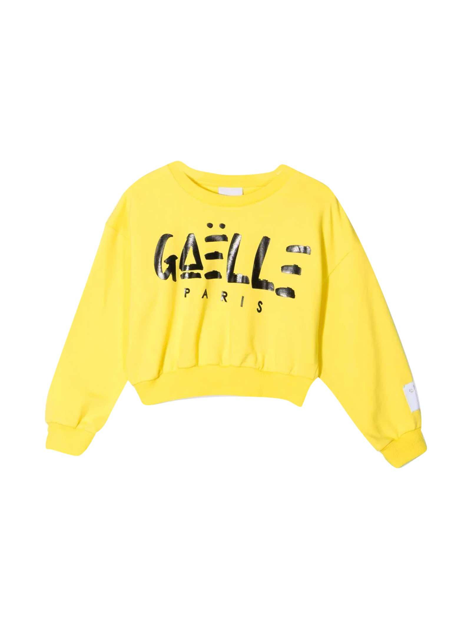 Asymmetrical Sweatshirt