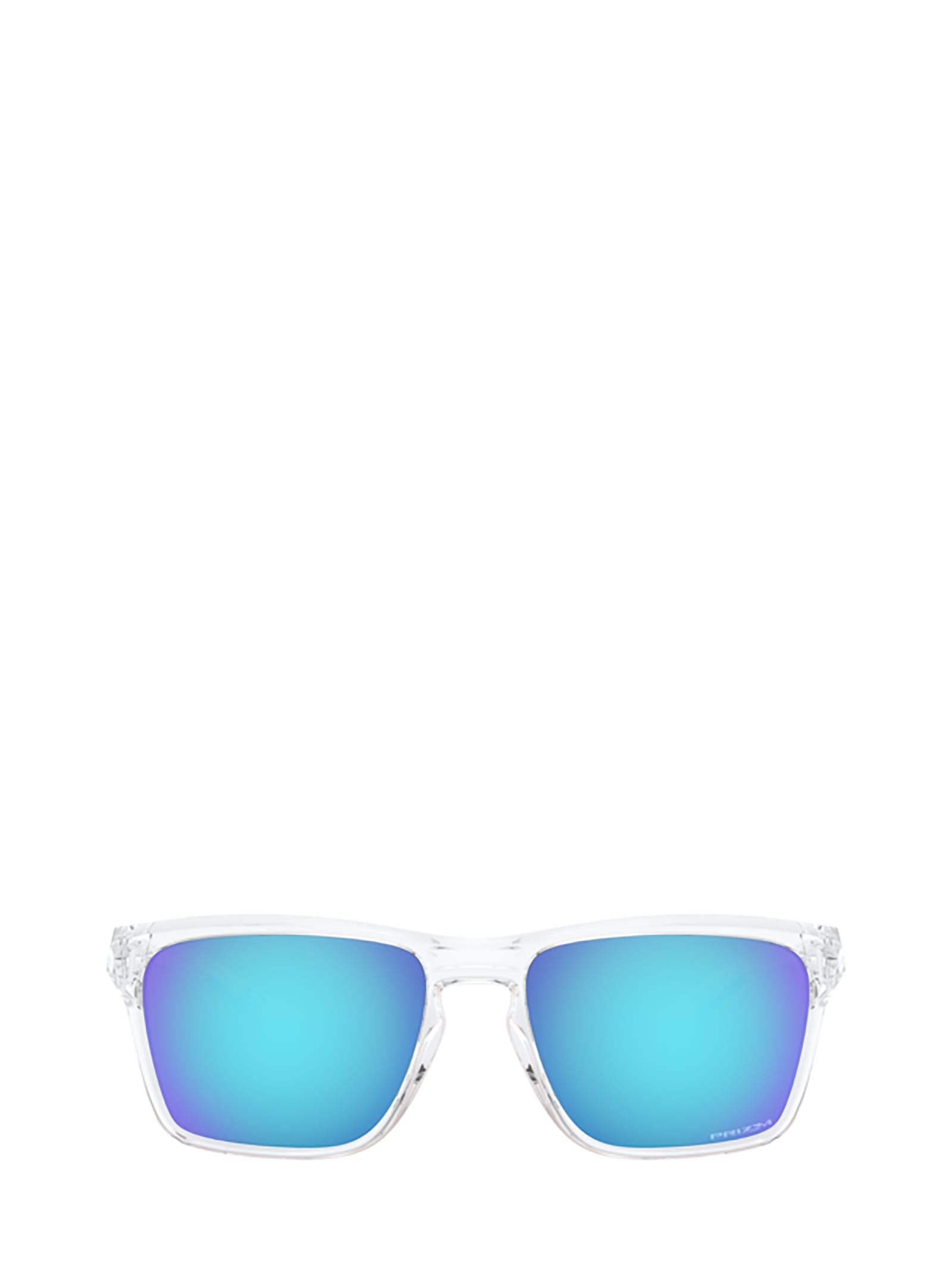Oakley Oo9448 Polished Clear Sunglasses